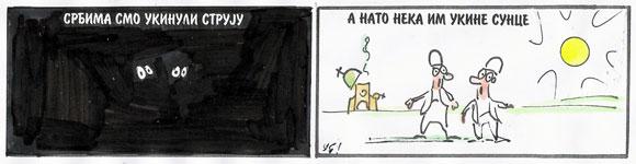 Karikatura nedeljko ubović